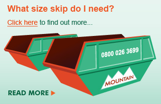 What size skip do I need to hire?